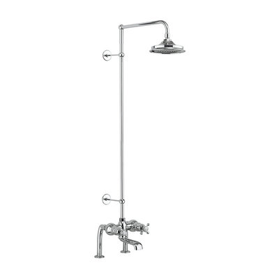 Tay thermostatic bath shower mixer 1