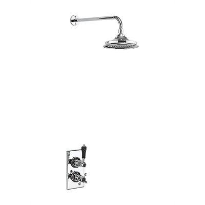 Shower set TRENT 1 Black