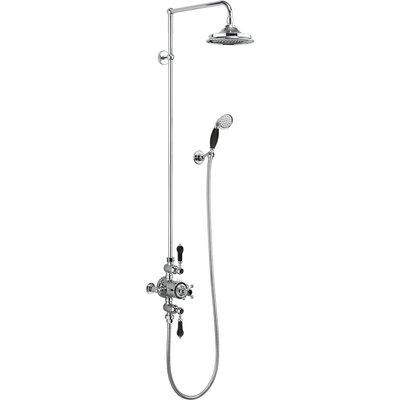 Shower set AVON 2 Black