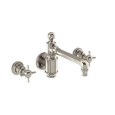 3-hole wall basin mixer  - crossheads