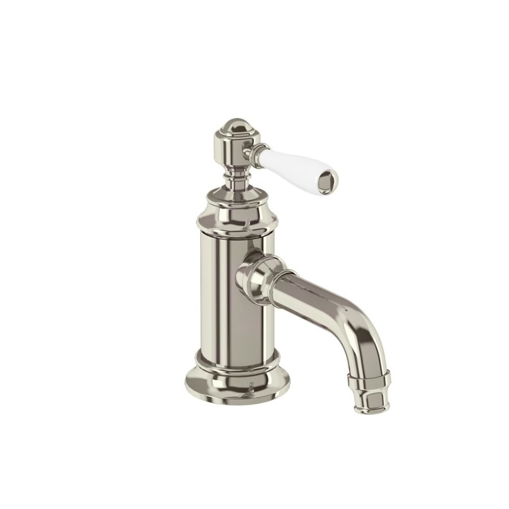BB Arcade Lever 1-hole basin mixer with lever handle - without waste