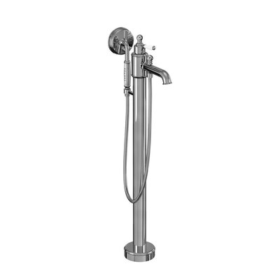 Arcade Lever freestanding bath shower mixer