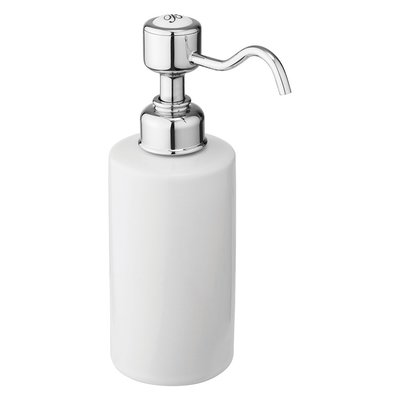Edwardian Basin Soap Dispenser A48