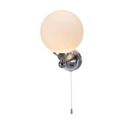 Edwardian wandlamp rond T50