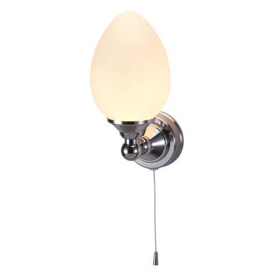 Edwardian wandlamp ovaal T52