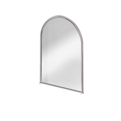 Edwardian spiegel met boog 50x70cm A9