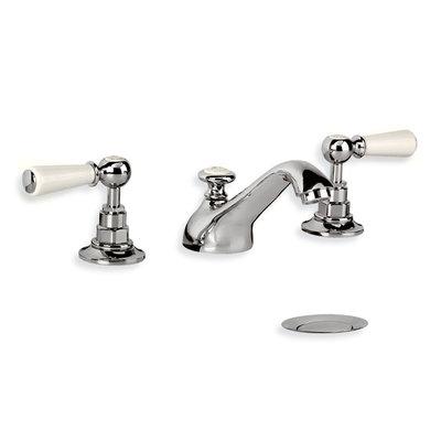 Classic 3-hole basin mixer WL1216