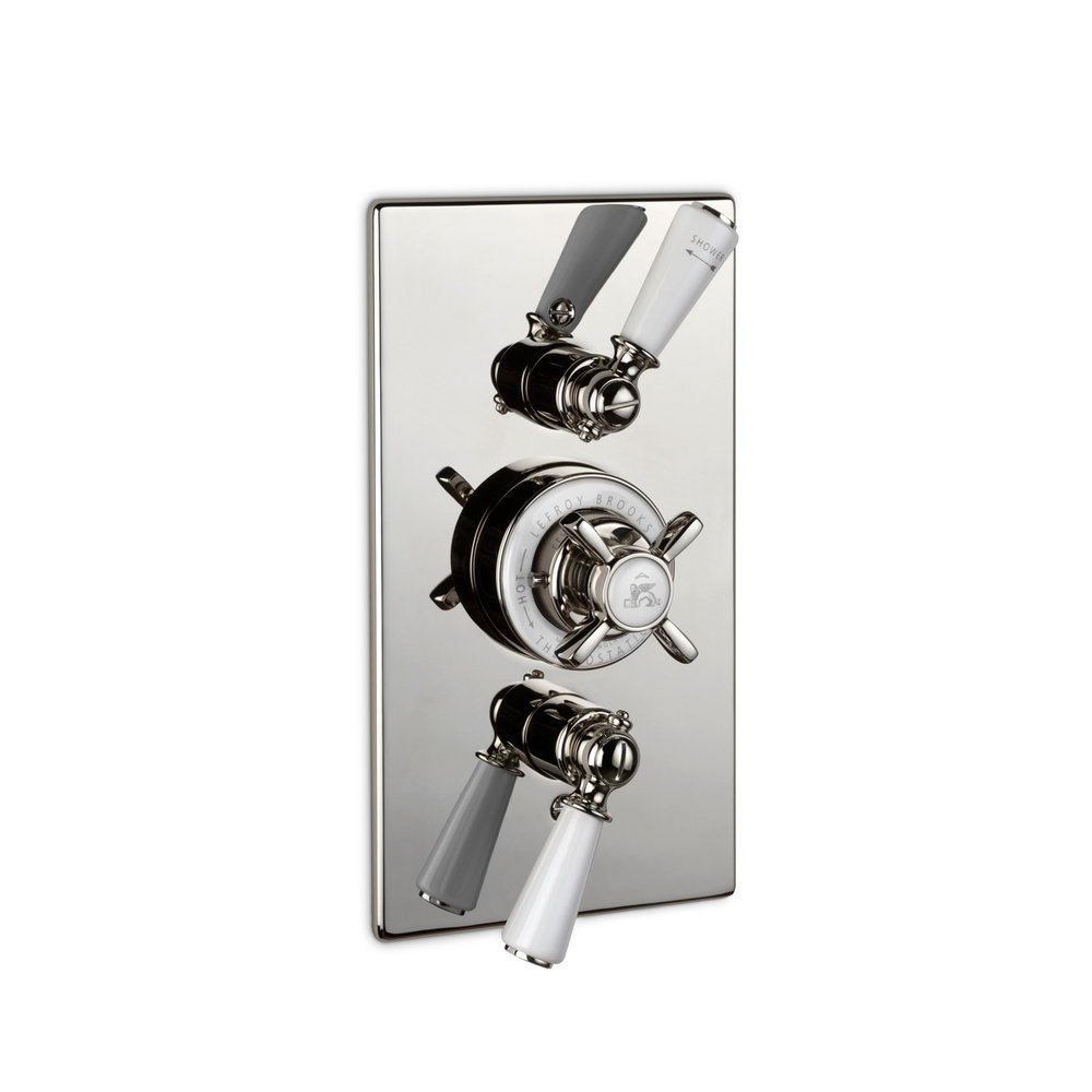 Lefroy Brooks 1900 Classic LB1900 Classic dural control thermostatic shower valve GD-8736