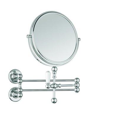 Edwardian Cosmetic Wall Mirror A57