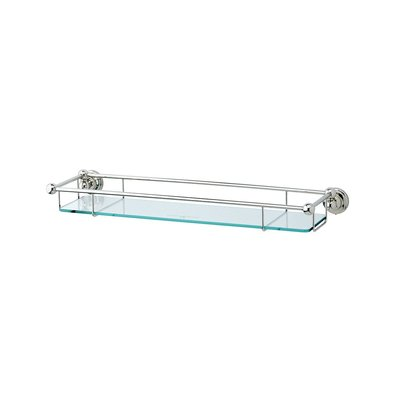 "Victorian 20"" glass shelf E.6953"