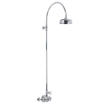 La Chapelle exposed shower set FRE8610