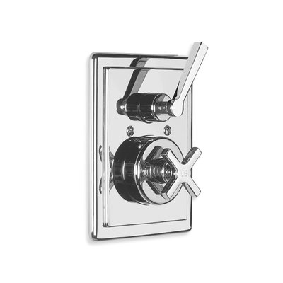 Mackintosh inbouw douchethermostaat met stopkraan MK8706