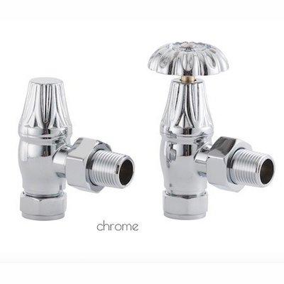 Radiator valve set UK-10