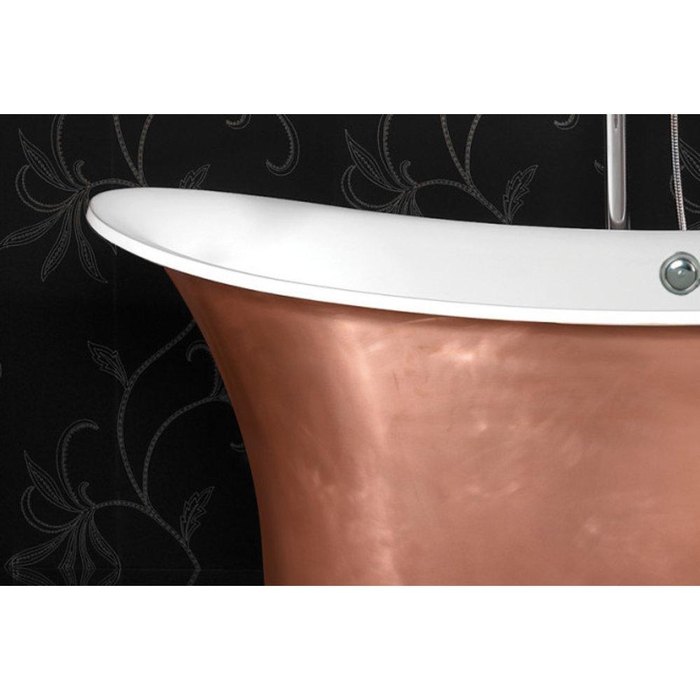 Ashton & Bentley A&B vrijstaand bad Aegean 1700 Metallic CG - gloss copper