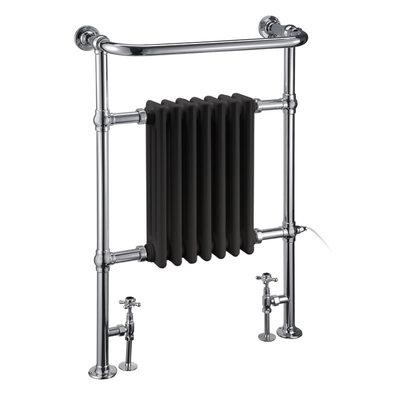 Towel radiator Trafalgar Black