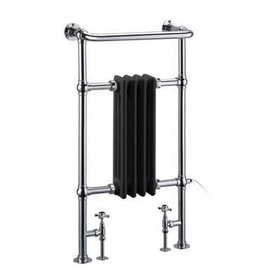 Towel radiator Bloomsbury -Black