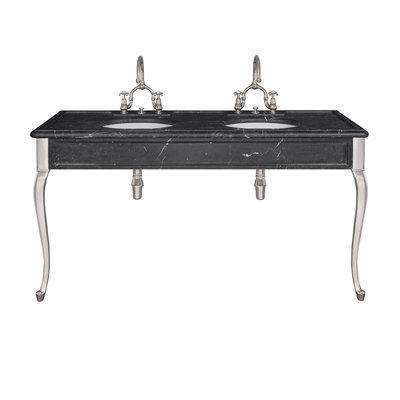 La Chapelle zwarte marmeren console LB6435BK
