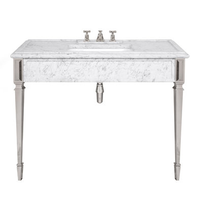 Mackintosh marmeren console LB6343WH