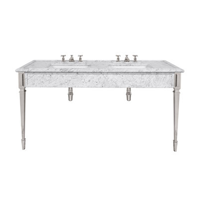 Mackintosh marmeren console LB6443WH