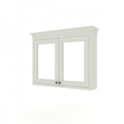Victorian mirror cabinet 120