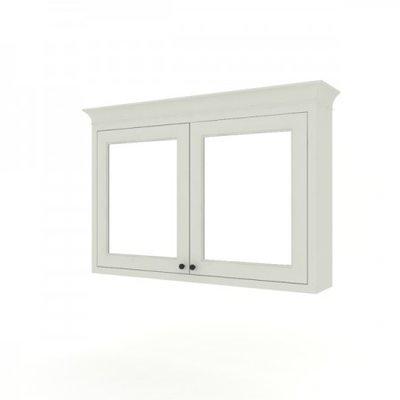 Victorian mirror cabinet 140