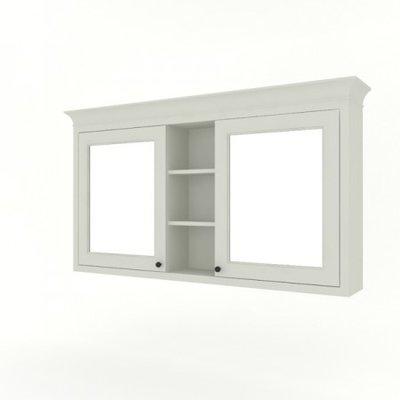 Victorian mirror cabinet 170
