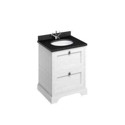 Klassischer Waschschrank Minerva Granite FF9-BB66