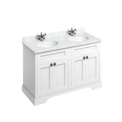 Klassischer Waschschrank Minerva Carrara FC9-BC12