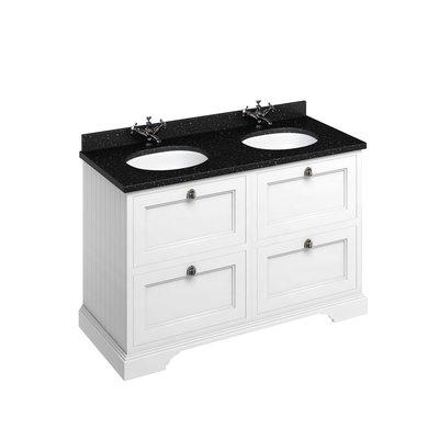 Klassischer Waschschrank Minerva Granite FC10-BB12