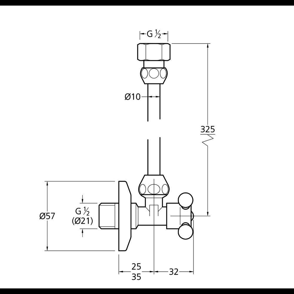 Lefroy Brooks LB on/off valve LB-1904