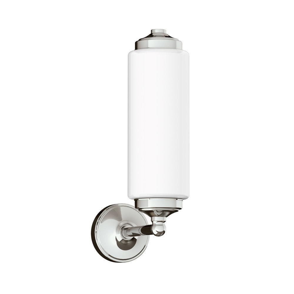 Lefroy Brooks 1900 Classic Lefroy Brooks Standard tubular bathroom light LB-4009