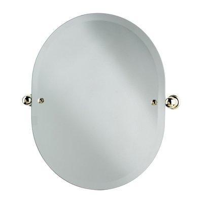 PR Victorian Oval Mirror 6982