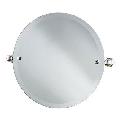 PR Victorian Round Mirror 6983