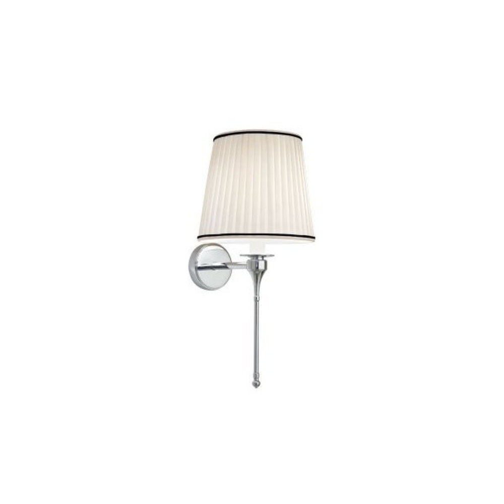 Imperial Imperial Pendant wall light with shade  Cambridge Black