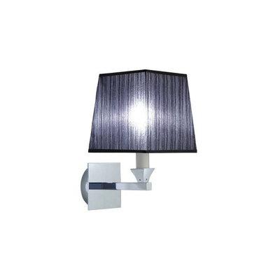 Imperial wandlamp Astoria plain black