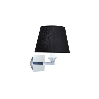 Imperial Wandlampe Astoria oval black