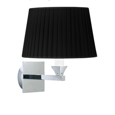 Imperial Wall light Astoria round black