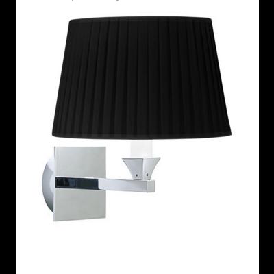 Imperial wandlamp Astoria round black