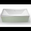 Clearwater Cleargreen Enviro built in bath 170x70