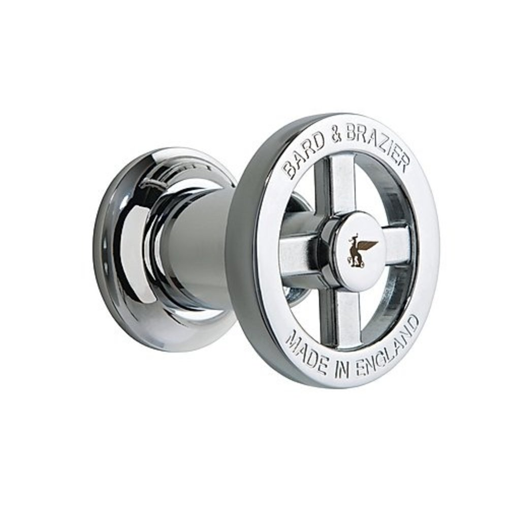 Bard & Brazier BB Pullman - Traditional concealed radiator valves PRCV