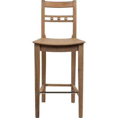 Bar stool Suffolk Oak