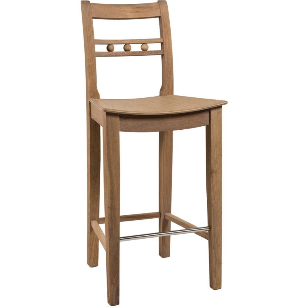 Neptune Neptune Suffolk Bar stool Seasoned Oak