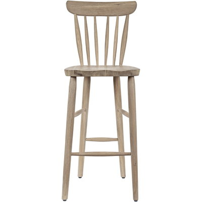 Bar stool Wardley Oak