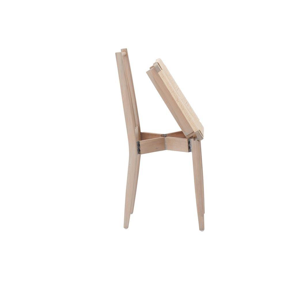 Neptune Neptune Dinging chair Wycombe Oak - folding