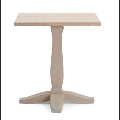 Harrogate square table