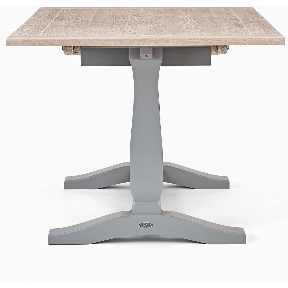 Neptune Neptune Harrogate rectangular extending dining table
