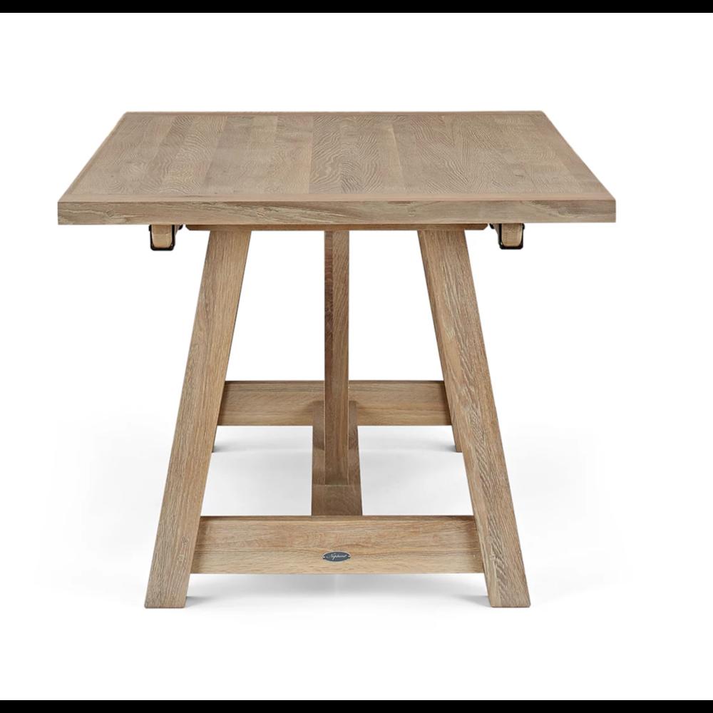 Neptune Neptune Arundel Natural rectangular extending dining table