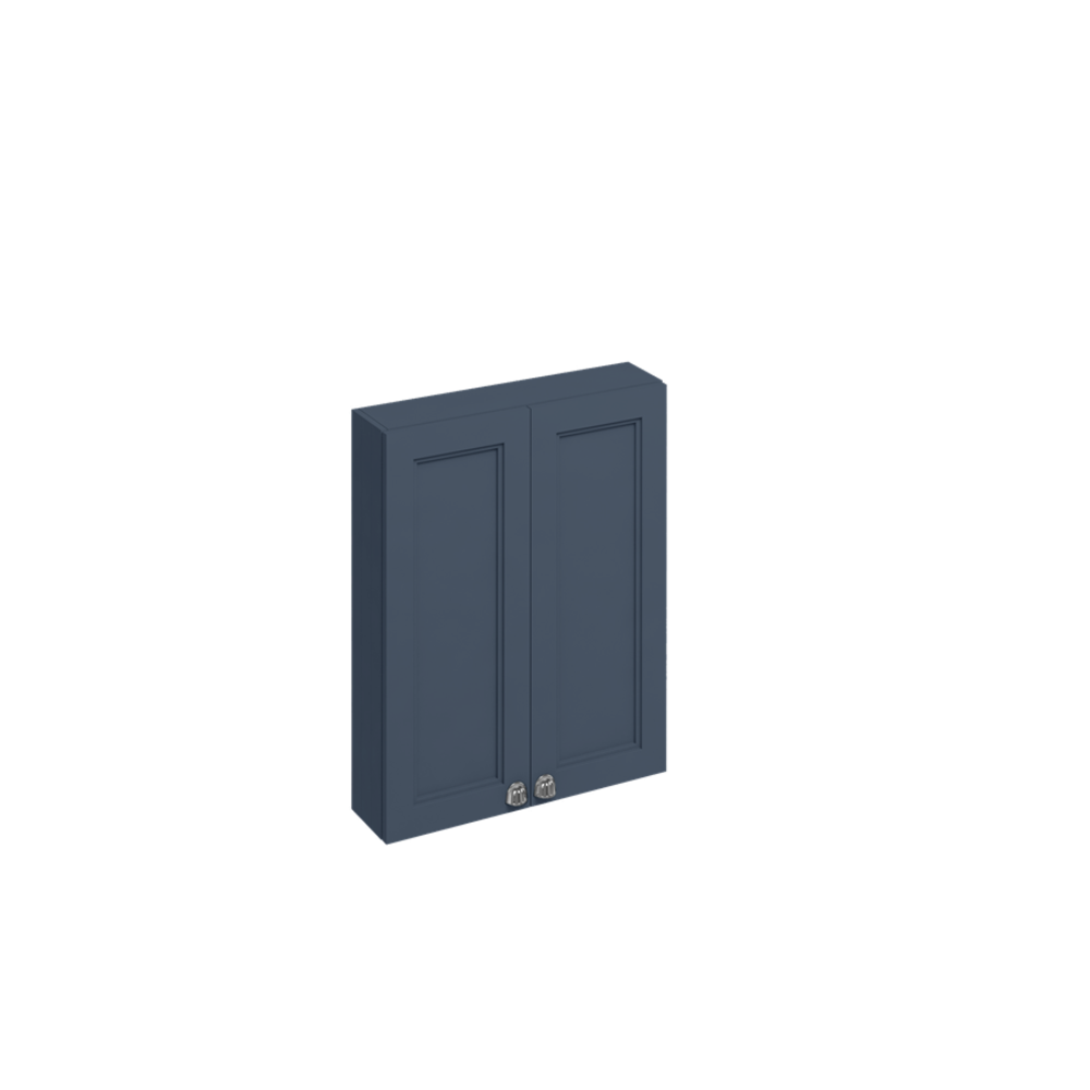 BB Edwardian 60cm wandkast met soft-close deuren en planchet F6W