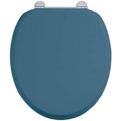 Alaska Blue toilet seat soft-close S56