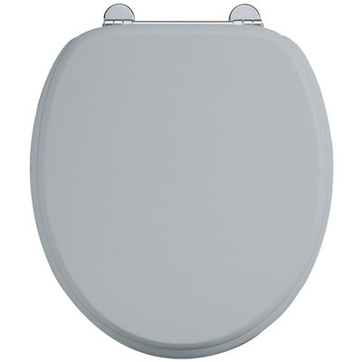 Moon Grey toilet seat soft-close S55